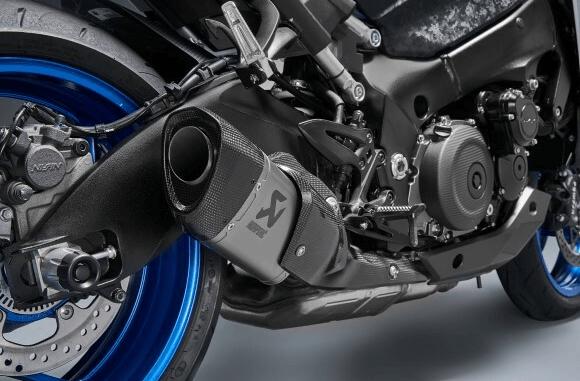Akrapovic Slip-On Line für die Suzuki GSX-S1000