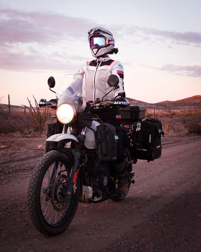 Mit dem Motorrad von Mexiko bis Patagonien