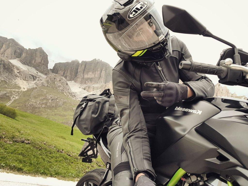 Motorradtour durch Nord-Italien im Regen