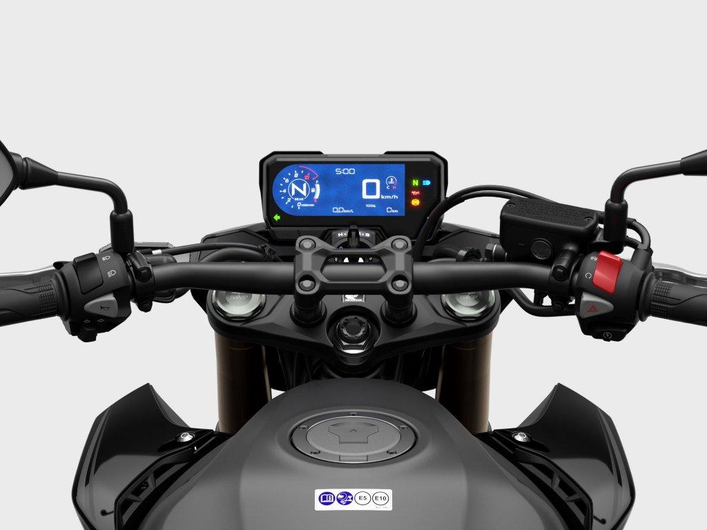 LCD Display im Cockpit