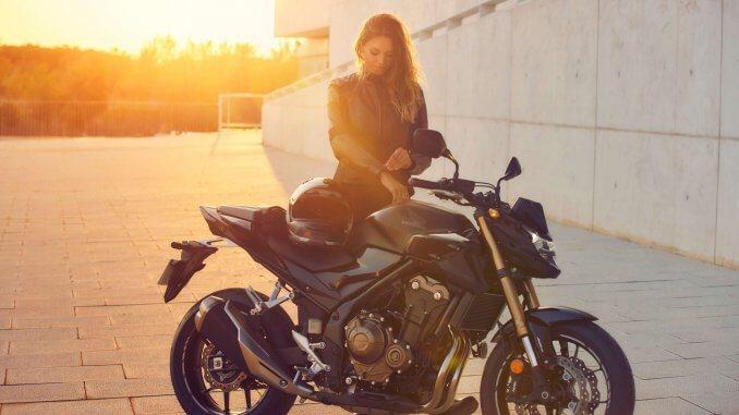 Honda CB500F Modelljahr 2022