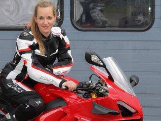 Motorrad-Lederkombi Zweiteiler Mille von BÜSE