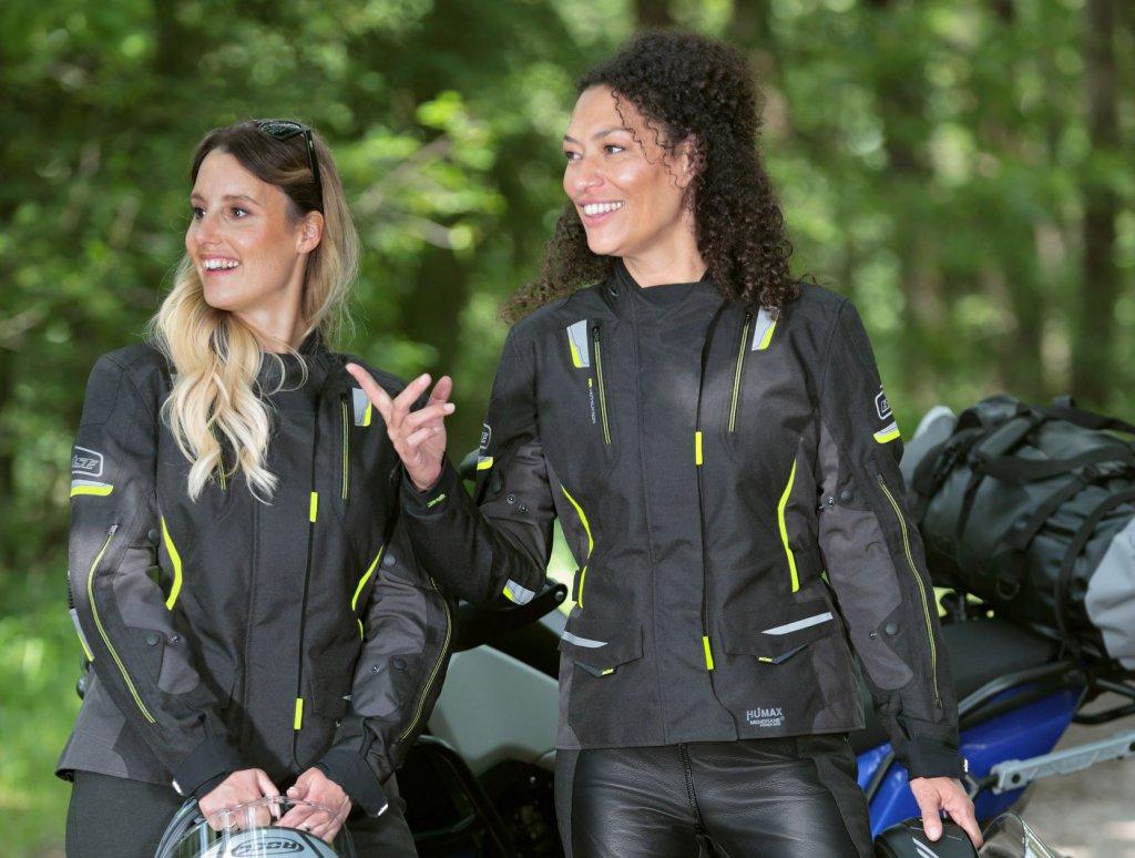 Motorradjacke Textil Jana von Buese