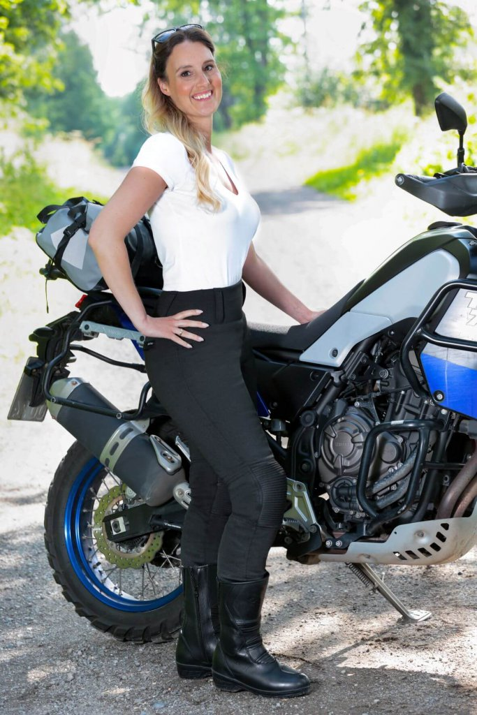 Motorradleggins Grazia