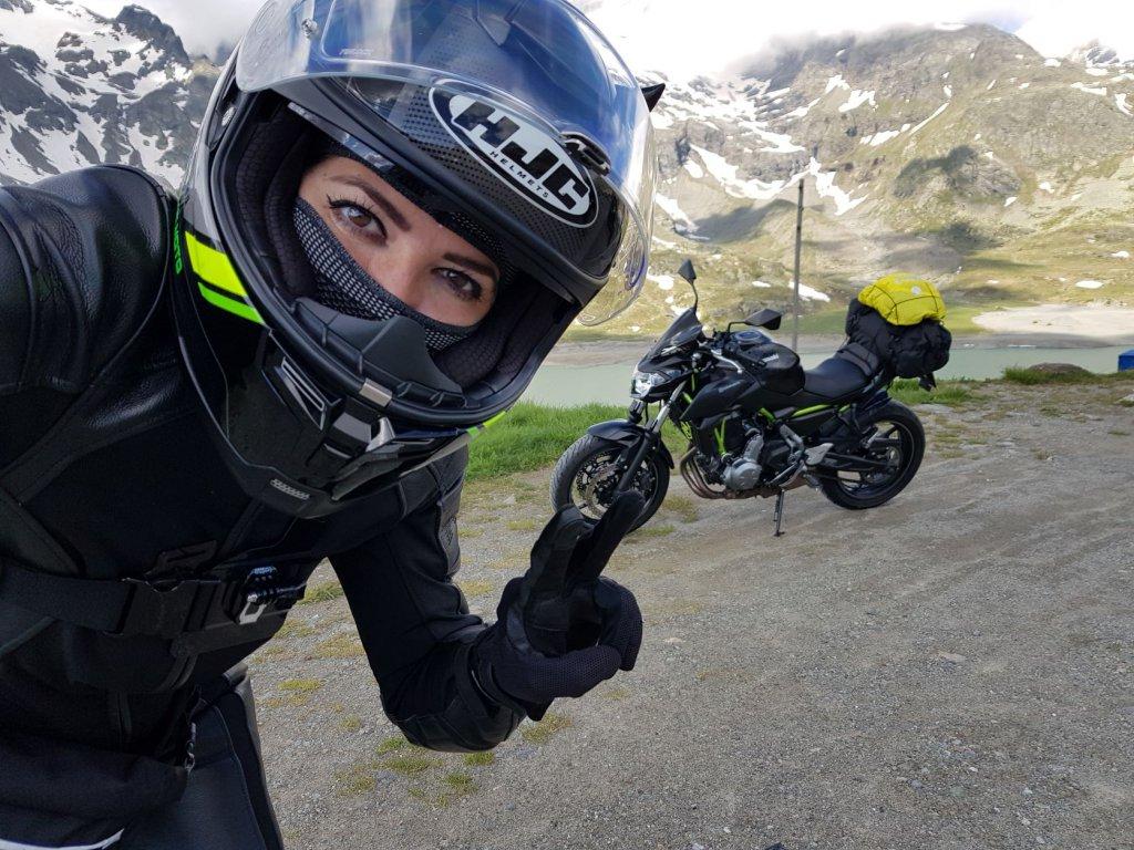 Motorradtour durch Nord-Italien - Bei Sonnenschein!