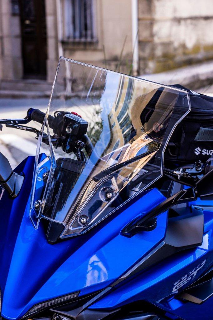 Suzuki GSX-S1000 GT