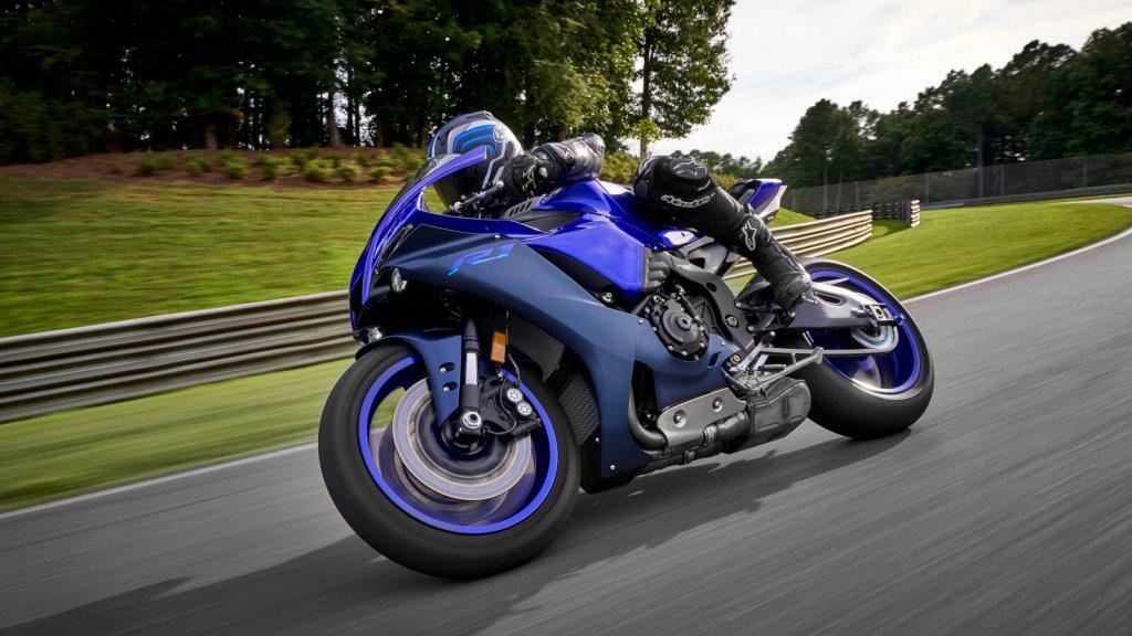 Yamaha R1 für 2022