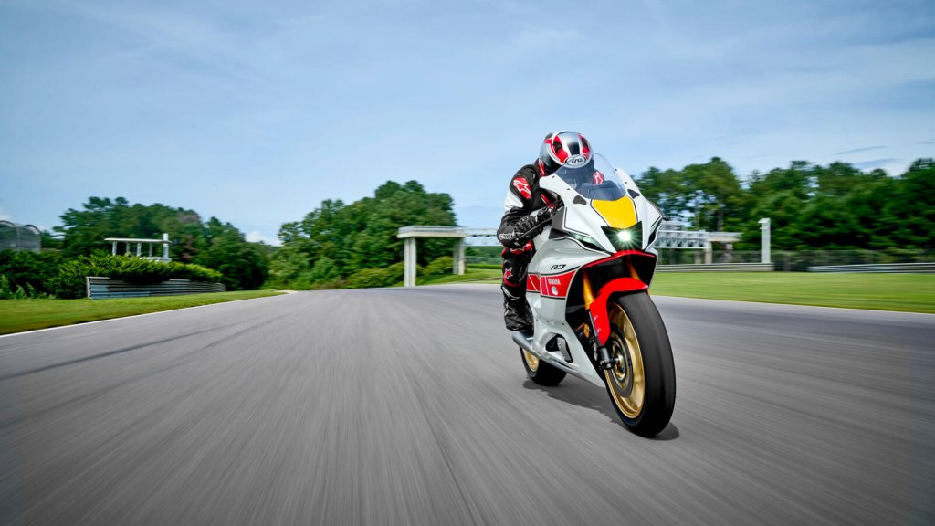 Yamaha R7 Frontdesign 2022