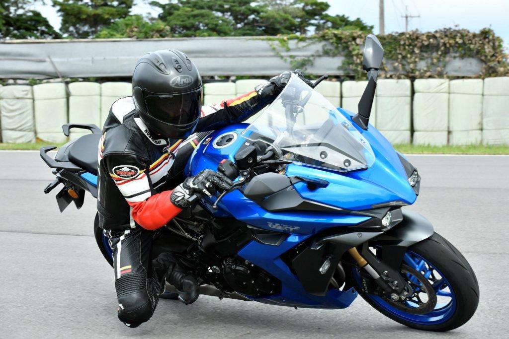 Suzuki Knee-Down
