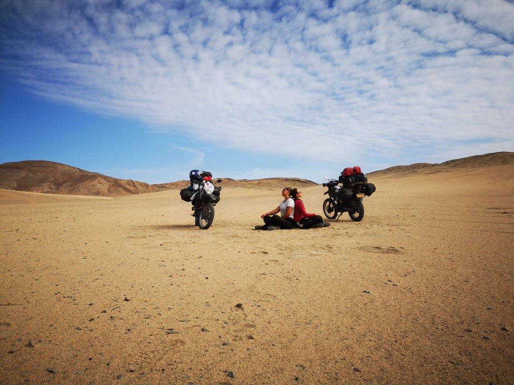 Motorrad-Trip durch Südamerika